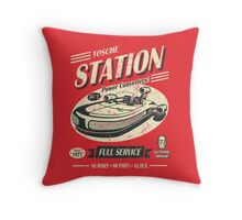 Tosche Station Throw Pillow