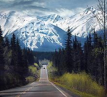 South Bound on Highway 37  by Dyle Warren