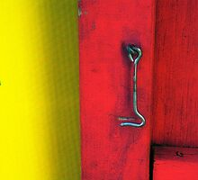 Door Latch by Jay Gross