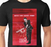 Halt and Catch Fire - Joe MacMillan Unisex T-Shirt