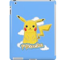 Yarn Pikachu iPad Case/Skin