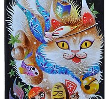 Maneki Neko by May Ann Licudine