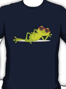 Lazy frog T-Shirt