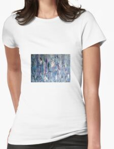 Blue Glacier Womens Fitted T-Shirt