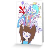 Childhood Greeting Card