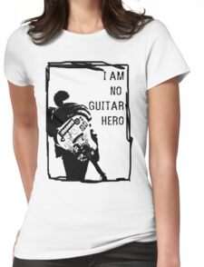 Mr Curtis Womens Fitted T-Shirt