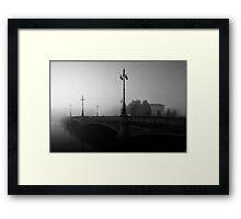 Vasa Bridge Stockholm Framed Print