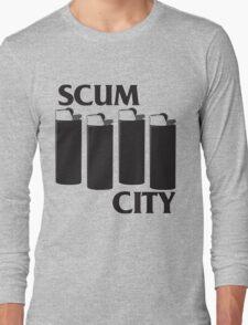 Scum City Long Sleeve T-Shirt