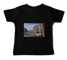 Pittsburgh Tour Series - Buildings Baby Tee