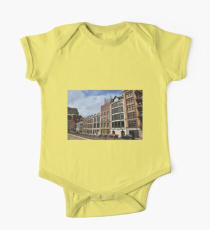 Pittsburgh Tour Series - Buildings One Piece - Short Sleeve