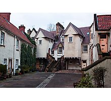 White Horse Close Photographic Print