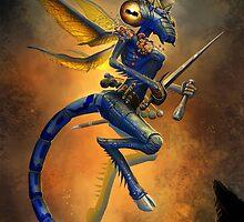 Dragonfly Devil by Michael Jaecks