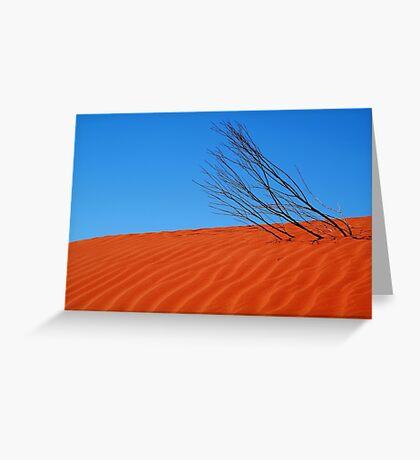 Desert,N.T. Greeting Card