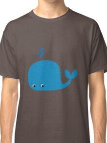 Cute Little Whale Classic T-Shirt