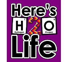 H2O Photographic Print