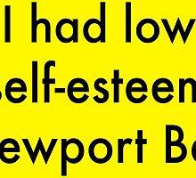 I Had Low Self Esteem - Arrested Development by inuniverse