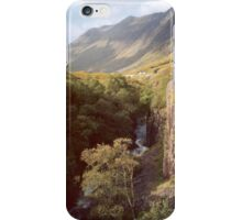Glen Coe iPhone Case/Skin
