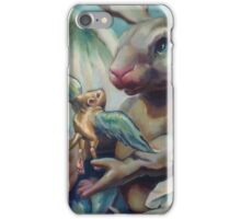 Flying Lessons - Helping Hand iPhone Case/Skin