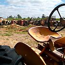 Tractor Heaven by Joe Mortelliti