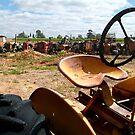 Tractor Heaven by Joe Mortelliti