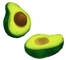 avocados by grubsludge