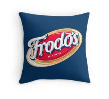 Snack of Power Throw Pillow
