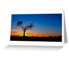 Zip-A-Tree-Doo-Dah Greeting Card