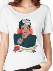 Billie Holiday Women's Relaxed Fit T-Shirt