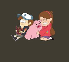 Gravity Falls - Simple Unisex T-Shirt