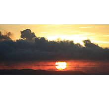 Glorious Sunset - North Queensland Photographic Print