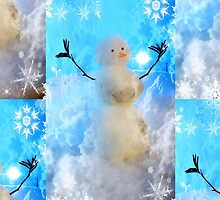 The Snow Maker at work by BBrightman