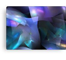 Synchro Canvas Print