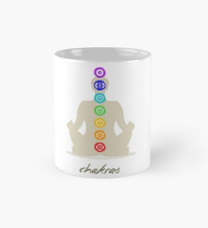 Chakras body Mug