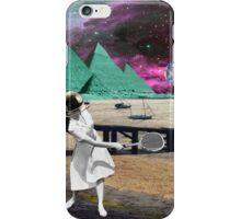Moon Tennis iPhone Case/Skin