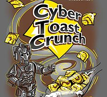 Cyber Toast Crunch by Stephen Hartman