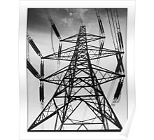 Pylon - 4 Poster