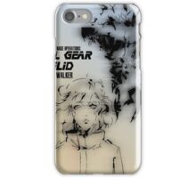 Peace is but an Illusion  iPhone Case/Skin
