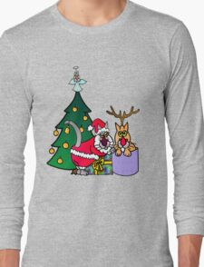 Gift wrapped Long Sleeve T-Shirt