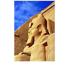 Abu Simbel - Ramesses II Photographic Print