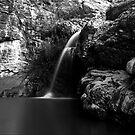 Rock Falls by Kym Howard