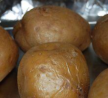 Baked Potatoe by Jonice