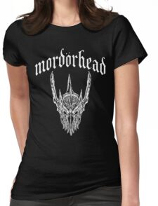 MORDORHEAD Womens Fitted T-Shirt
