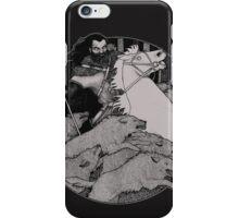 The Wild Hunter iPhone Case/Skin