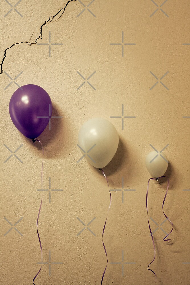scenes from a party #2 by Damian Harding