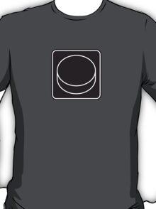 Hockey Puck 2 T-Shirt