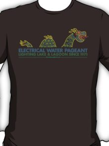 Retro Walt Disney World Electrical Water Pageant T-Shirt