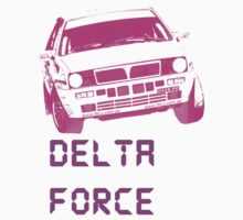 Delta Force by Finlay Cowe