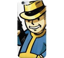 Fallout is coming iPhone Case/Skin