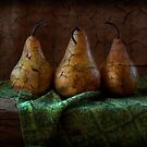 Pears by Nancy Bray