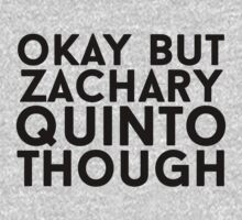 Zachary Quinto by eheu